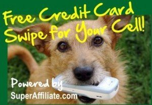 FREE Credit Card Swipe for Your Cell Phone!