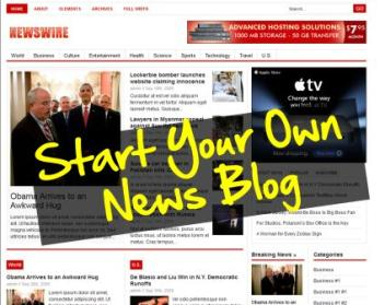 The Hottest WordPress Themes for News &#8211; Download These News WordPress Themes!